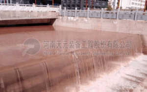 国产智能气盾坝优点 气盾坝规范 城市景观坝安装