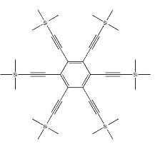 六(三甲硅基乙炔基)苯;CAS:100516-62-9,现货供应