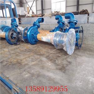 煤礦用立式防爆灰漿泵 變頻電機液下礦渣泵