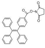 [1-(4-羧基苯基)-1,2,2-三苯基]乙烯N-羟基琥珀酰亚胺酯;CAS:2001537-57-9,优势供应
