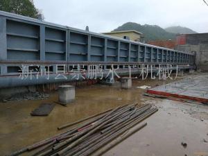 液压坝整体运行性能安全可靠