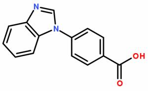 4-(benzimidazole-1-yl)benzoic acid CAS:220495-52-3
