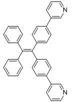 [1,2-二苯基-1,2-二(3-吡啶基苯基]乙烯,CAS:2160539-20-6,现货供应