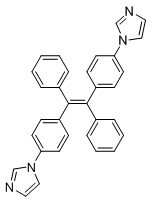 [1,2-二苯基-1,2-二(4'-咪唑基苯基]乙烯,现货供应