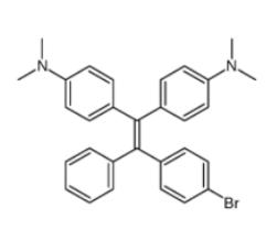 1,1-双(4-二甲基氨基苯基)-2-对溴苯基-2-苯基乙烯,CAS:1071547-23-3,实验室直供