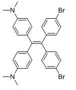[1,1-二(4-N,N-二甲基苯基)-2,2-二(4-溴苯基)]乙烯,1679332-02-5,实验室直供