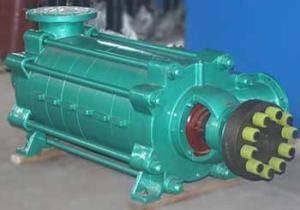 礦用多級離心泵MD360-40*8