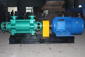 高壓臥式多級離心泵DG型