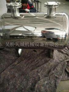 甘肅蘭州定制生產不銹鋼水儲罐化工儲罐價格天城機械設備