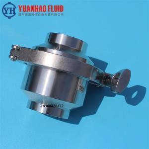 衛生級焊接止回閥 不銹鋼單向止回閥