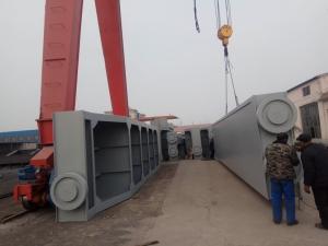 河道治理专用2.5×2.5m钢制闸门|大型钢闸门厂家
