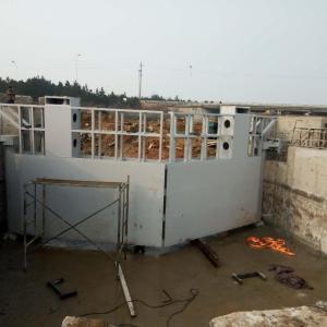 电动钢制闸门 平面钢制闸门 渠道钢制闸门使用寿命