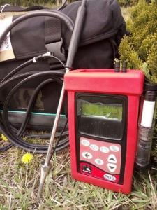 甘肃热销高性价比的四组分进口手持式烟气分析仪 产品图片