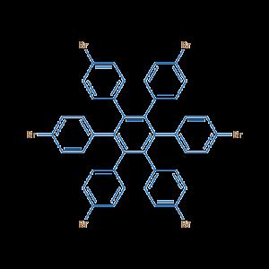 1,2,3,4,5,6-六(4-溴苯基)苯,CAS号:19057-50-2厂家现货直销产品