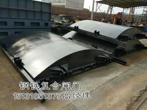 宇东水利供2米×2米铸钢闸门 钢铁复合闸门 铸铁闸门 钢制闸门
