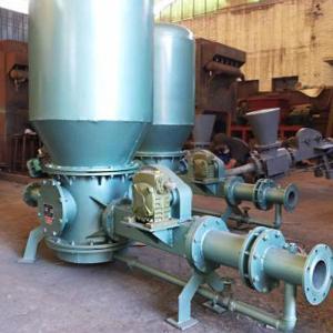 高配置脉冲除尘型粉煤灰输送机 气力型粉煤灰输送机 生产率高x