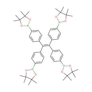 实验室现货供应 四(4-硼酸频哪醇酯苯基)乙烯  CAS:1660996-72-4