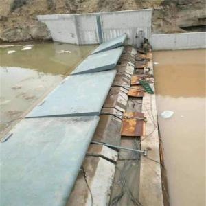 广东液压翻板坝使用寿命长,液压翻板钢坝厂家供应