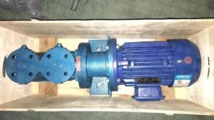 加油泵SPF10R46G8.3FW16三螺桿泵系列帶過濾器