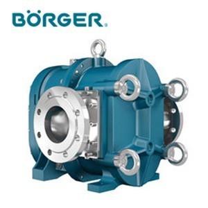 Borger 德國博格 轉子泵 凸輪泵 博格泵 化工泵