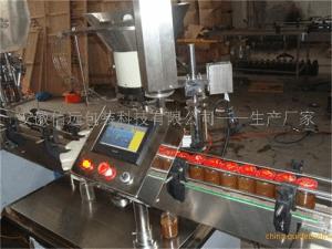 瓶装酱料、火锅底料灌装生产线 产品图片