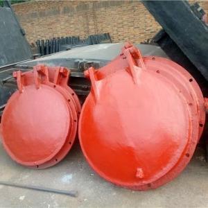 内蒙古高配置铸铁拍门日常维护