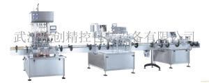廠家直銷白酒灌裝機液體灌裝生產線醬油醋生產線 電子定量灌裝