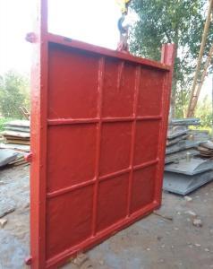 铸铁平板闸门/平板铸铁闸门/方形铸铁闸门