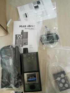 美国英思科MX6泵吸式多气体检测仪 产品图片