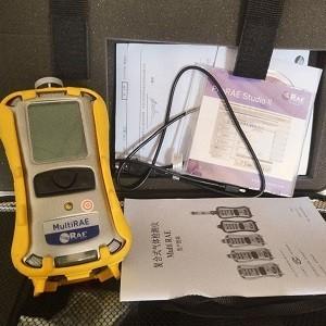 华瑞手持式多气体检测仪MultiRAE Lite 产品图片