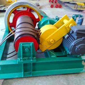 QP型平面钢闸门启闭机分为:固定式和移动式启闭机
