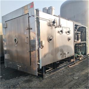 回收二手真空冷冻干燥机 产品图片