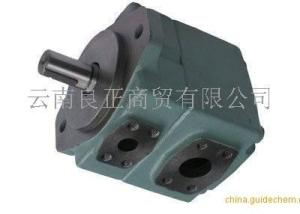 YUKEN葉片泵PV2R1-12-L//F-RAA-4222油研液壓定量泵