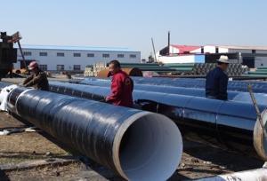 荣威 环氧煤沥青漆 管道防腐沥青施工