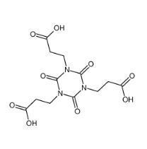 三(2-羧乙基)异氰脲酸酯  CAS号:2904-41-8  现货厂家