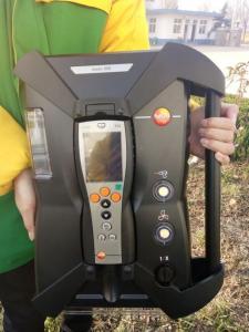 德国德图抗干扰报告testo350分析箱型烟气分析仪 产品图片