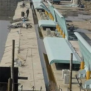 江苏扬州钢坝闸门设计图纸
