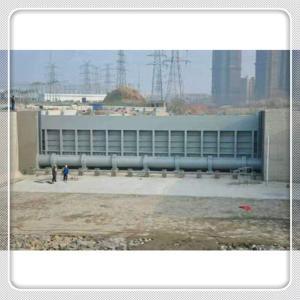 景观低横轴钢坝供应