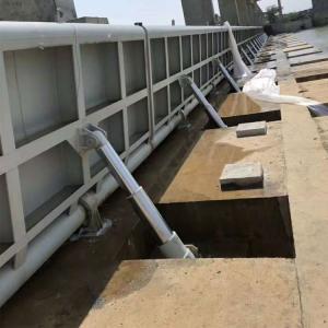 九江低横轴液压翻板闸坝定制厂家