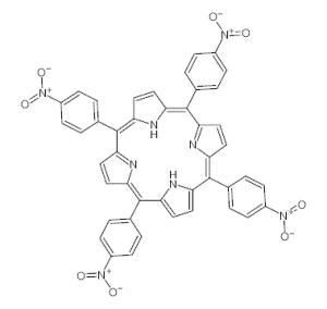 5,10,15,20-四(4-硝基苯基)卟啉 22843-73-8