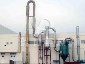 钾长石粉气流干燥机设备 钾长石粉气流干燥直销