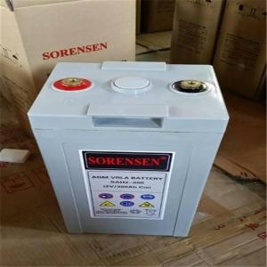索瑞森蓄電池SAL12V100AH 空調機房專用免維護蓄電池組