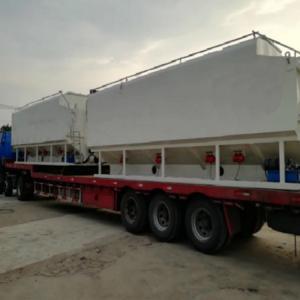 4.8米單蛟龍散裝飼料罐車廠家優惠推薦好控制易運行