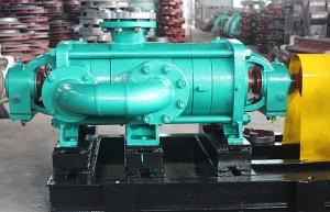 礦用自平衡臥式多級離心泵