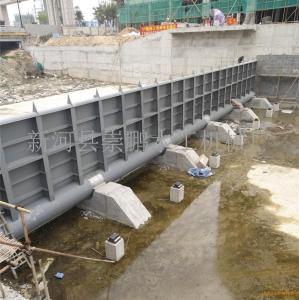 拦水坝材质