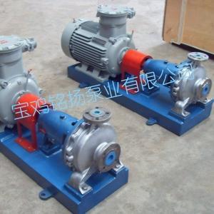 寶雞鈦泵CZ40-160材質TA2,TA9,TA10