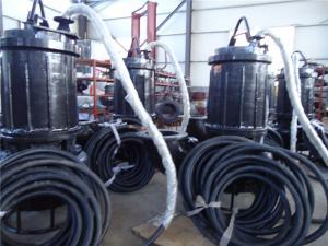 大颗粒吸沙泵-潜水大型抽沙泵