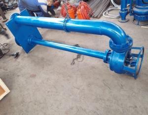 液下沉淀池鐵渣泵-立式耐磨渣漿泵
