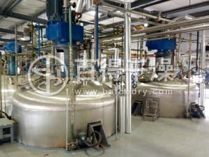 全自动单锥干燥器在维生素生产中的应用探讨
