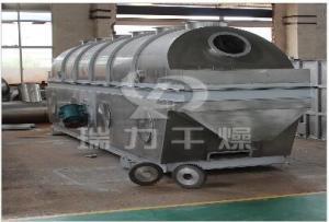 ZLG7.5×0.6流化床烘干机  一水硫酸锌烘干供应